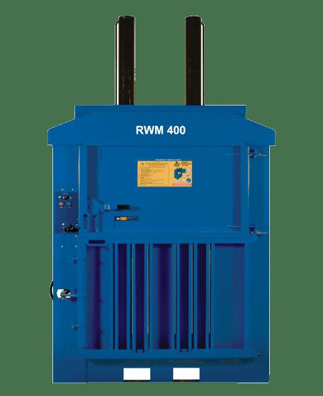 RWM 400 Mill Size Baler