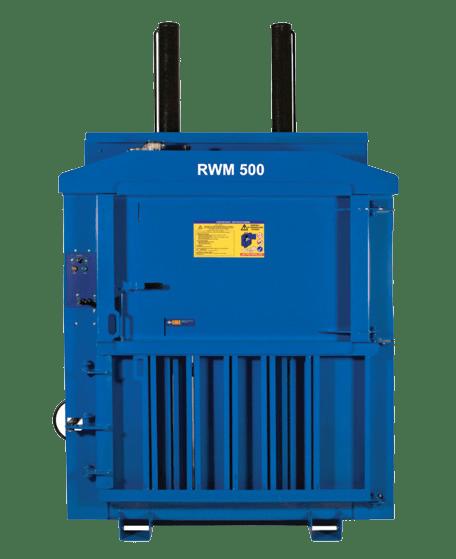 RWM 500 Mill Size Baler