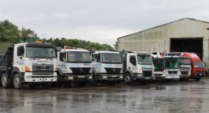 Todd Waste Management - a Riverside Waste Machinery client