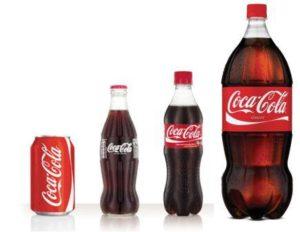 Soft drinks packaging litter