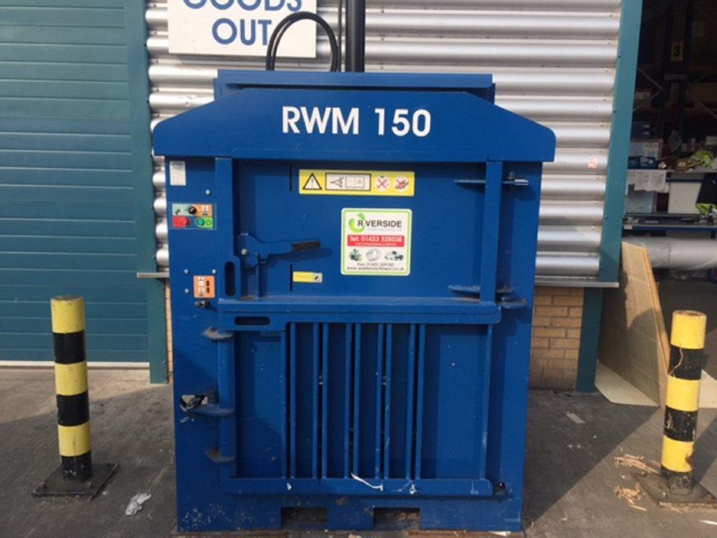 RWM 150 baler