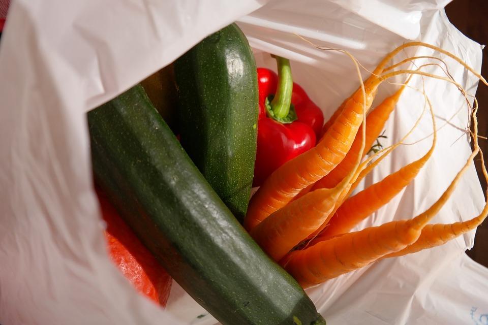 plastic bag usage has fallen