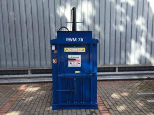 Baler hire - compact RWM75