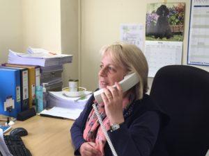 A fond farewell to Debbie Oldfield