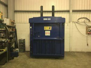 Mill size baler rental - the RWM600